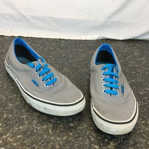 Vans Off The Wall Gray size 10 mens